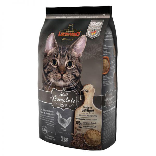 Leonardo kissan kuivaruoka
