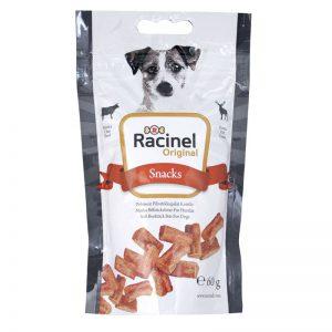 Racinel pihvitikku snacks