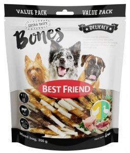 best friend bones